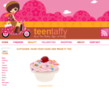 Teen Taffy and Pin Up Lip Balm